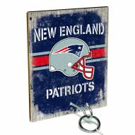 New England Patriots Ring Toss Game