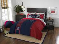 New England Patriots Soft & Cozy Full Bed in a Bag