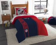 New England Patriots Soft & Cozy Twin Bed in a Bag