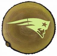 New England Patriots Stepping Stump