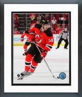 New Jersey Devils Adam Henrique 2014-15 Action Framed Photo