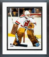 "New Jersey Devils Glenn ""Chico"" Resch 1983 Action Framed Photo"