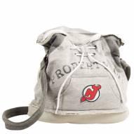 New Jersey Devils Hoodie Duffle