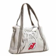 New Jersey Devils Hoodie Purse