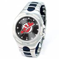 New Jersey Devils Victory Series Mens Watch