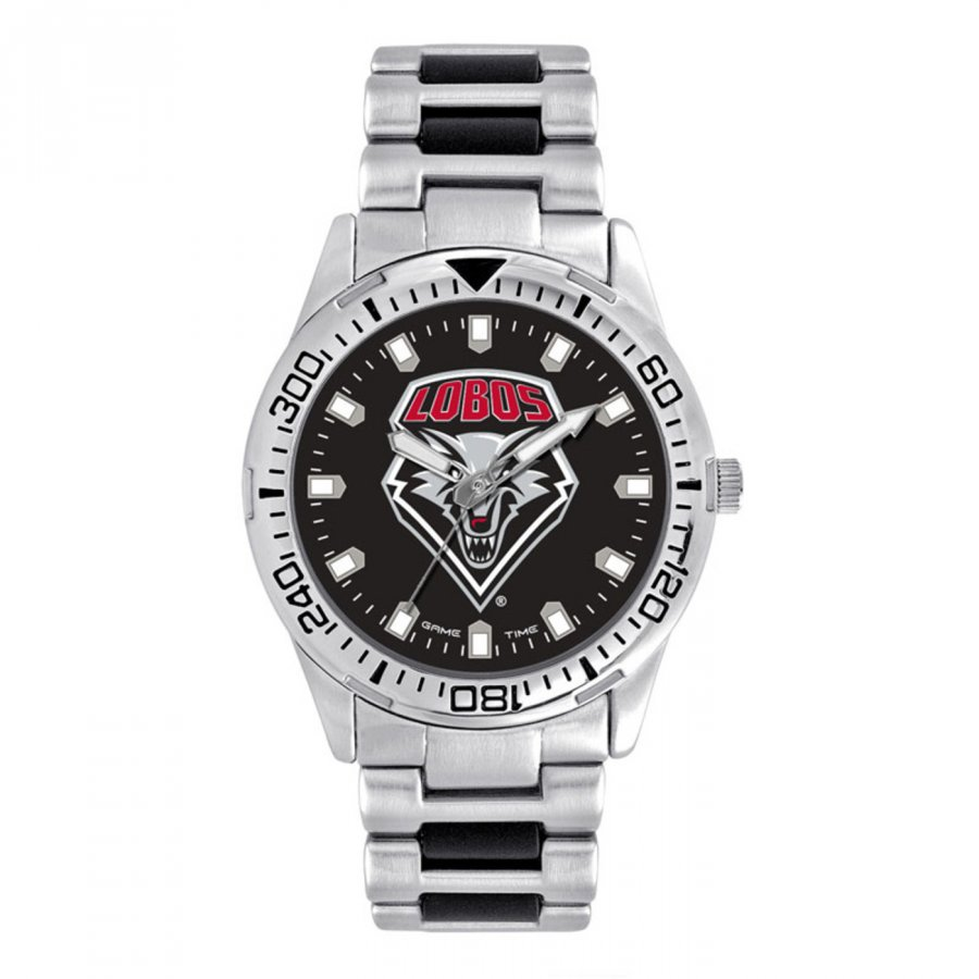 New Mexico Lobos Men's Heavy Hitter Watch
