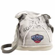 New Orleans Pelicans Hoodie Duffle