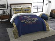 New Orleans Pelicans Reverse Slam Full/Queen Comforter Set
