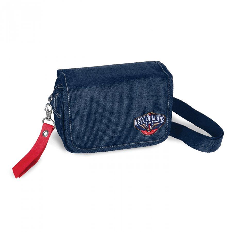 New Orleans Pelicans Ribbon Waist Pack Purse