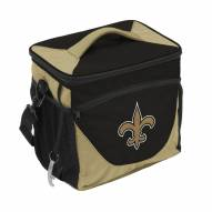 New Orleans Saints 24 Can Cooler
