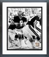 New Orleans Saints Archie Manning Action Framed Photo