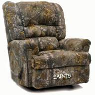 New Orleans Saints Big Daddy Camo Recliner