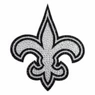 New Orleans Saints Bling Car Emblem