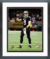 New Orleans Saints Drew Brees 2014 Action Framed Photo