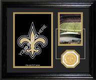 "New Orleans Saints ""Fan Memories"" Desktop Photo"
