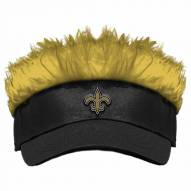 New Orleans Saints Flair Hair Visor