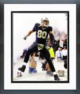 New Orleans Saints Jimmy Graham 2014 Action Framed Photo