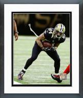 New Orleans Saints Kenny Stills 2014 Action Framed Photo