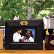 New Orleans Saints Landscape Picture Frame