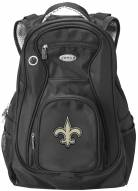 New Orleans Saints Laptop Travel Backpack