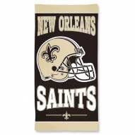 New Orleans Saints McArthur Beach Towel