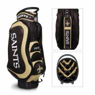 New Orleans Saints Medalist Cart Golf Bag