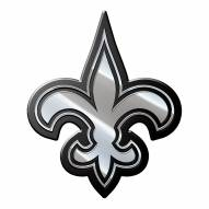 New Orleans Saints Metal Car Emblem