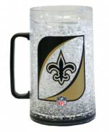 New Orleans Saints Monster Size Freezer Mug