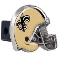 New Orleans Saints NFL Football Helmet Trailer Hitch Cover
