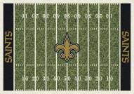 New Orleans Saints NFL Home Field Area Rug