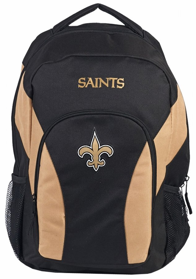 New Orleans Saints Draft Day Backpack