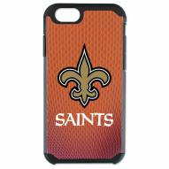 New Orleans Saints Pebble Grain iPhone 6/6s Plus Case