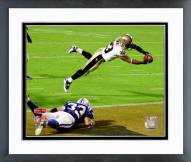 New Orleans Saints Pierre Thomas Super Bowl XLIV Action Framed Photo
