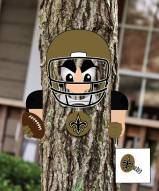 New Orleans Saints Player Tree Face