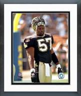 New Orleans Saints Rickey Jackson Action Framed Photo