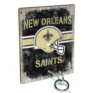 New Orleans Saints Ring Toss Game
