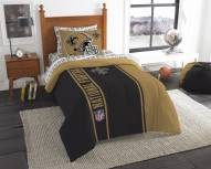 New Orleans Saints Soft & Cozy Twin Bed in a Bag