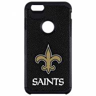 New Orleans Saints Team Color Pebble Grain iPhone 6/6s Plus Case