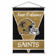 New Orleans Saints Wall Banner