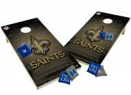 New Orleans Saints XL Shields Cornhole Game