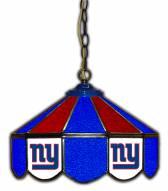 "New York Giants 14"""" Glass Pub Lamp"