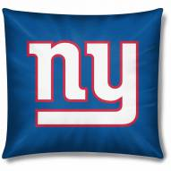 "New York Giants 18"" NFL Toss Pillow"
