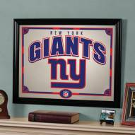 "New York Giants 23"" x 18"" Mirror"