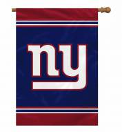 "New York Giants 28"" x 40"" Banner"