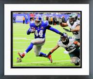 New York Giants Andre Williams 2014 Action Framed Photo