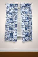 New York Giants Anthem Curtains