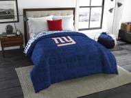 New York Giants Anthem Full Comforter
