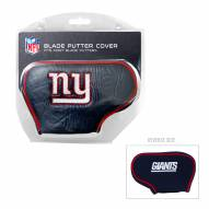 New York Giants Blade Putter Headcover
