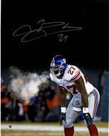 "New York Giants Brandon Jacobs vs. Green Bay Signed 16"" x 20"" Photo"