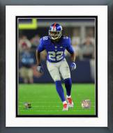 New York Giants Brandon Meriweather 2015 Action Framed Photo